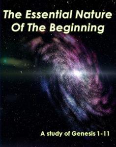 Genesis - Essential Nature Beginning