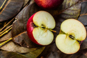 In His Image - apple seeds