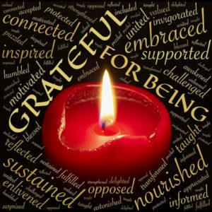 Mission - gratitude