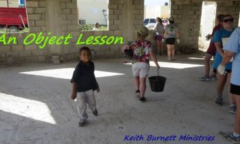 Buckets, Boulders, & Bunches: A Lesson
