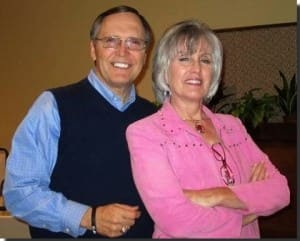 Dr. Keith and Debbie Burnett