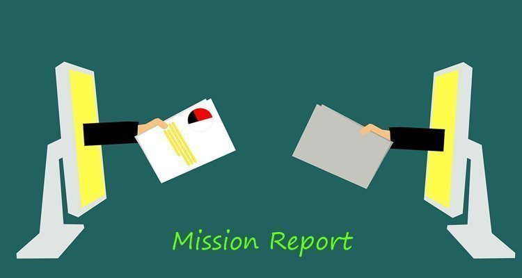 Mission Update – May 2019