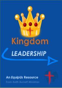 Kingdom Leadership Syllabus - English