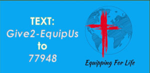 Give To EquipUs