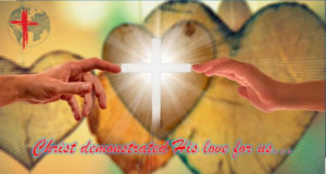 Illusions dispelled by love of Christ