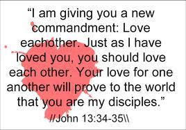 Imitate God's love