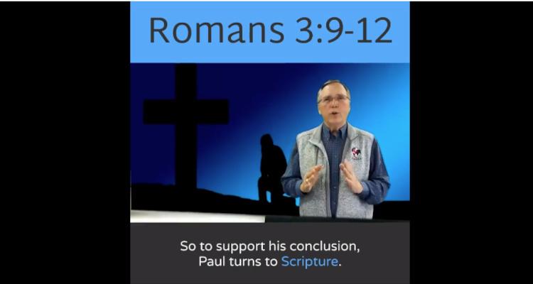 Romans 3:9-12 – Argument Continued