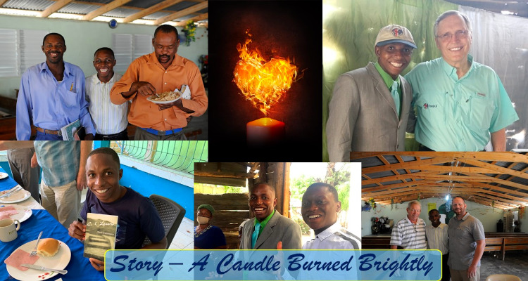 Story: A Candle Burned Brightly